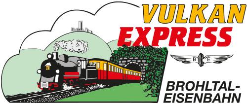 Logo Vulkan Express